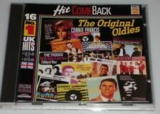 HIT COME BACK NO.1 UK HITS 1958 TO 1968 VOL.2 CD MIT THE PLATTERS CONNIE FRANCIS