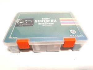 ELEGOO UNO R3 Project Super Starter Kit Compatible Arduino IDE 5V UNO free post
