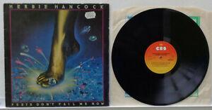 LP   Herbie Hancock  Feets dont fail me now  1979