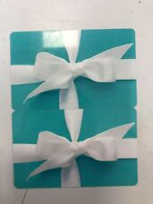 Tiffany&Co. GIFT CARD ($200 + $187.69) Total $387.69