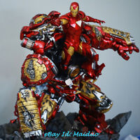 1/4 Hulkbuster Iron Man MK44 Statue Resin Model Collections Gifts