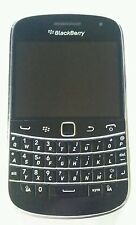 BlackBerry Bold 9900 - 8GB - QWERTZ Black (Unlocked)   Good Clean Condition
