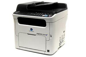 Konica Minolta Magicolor 1690MF Multifunction Color Laser Printer FAX SCAN COPY