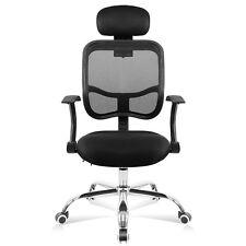 Executive Ergonomic High Back Mesh Computer Office Chair w/ Adjustable High