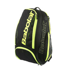 Babolat Pure Aero Tennis Backpack Bag Yellow Black Racket Racquet NWT 753047