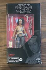"""NEW Star Wars The Black Series JANNAH 6"""" Action Figure #98 2019"""