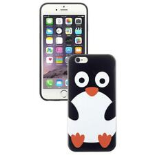 Trendz Penguin Case Cover for iPhone 6/6S Fun Novelty Clip-On Shell