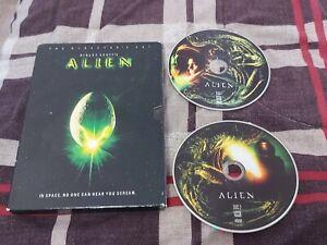 Alien (DVD, 2004, 2-Disc Set, Collectors Edition)