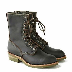 "Red Wing 4328 8"" Indigofera Climber Black Prairie Boot 12"
