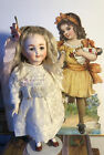 Sweet!!! Antique German All Bisque 9 Doll #140 As Is As Found