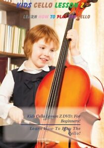 Kids Cello Lesson Z DVD: Beginners Cello Lessons for kids!