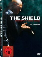 The Shield 7. Staffel - Der Schlussakt - DVD