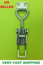 Steel Medium Adjustable Toggle Latch Catch For Boxes Chest Hardware # 34000133