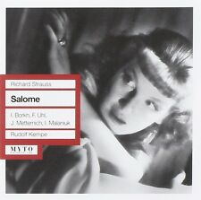 Salome - Strauss / Uhl / Malaniuk / Borkh / Kuen / Ke (2011, CD NIEUW)2 DISC SET