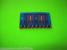 BLACK KNIGHT 2000 By WILLIAMS ORIGINAL NOS PINBALL MACHINE PLASTIC SHIELD #15