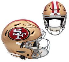 Jimmy Garoppolo Signed San Francisco 49ers Speed Flex Authentic NFL Helmet
