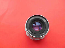 RUSSIA  Russian lens INDUSTAR-26M 2.8/52  M39 FED  ZORKY Leica type.