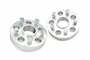 """Rough Country 2"""" Wheel Spacers   (fits) 2018-2020 Jeep Wrangler JL   Gladiator"""