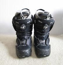 Vans Veil Boa Recco System Quad Fit Custom Women's Snowboard Boots Us 6 Black