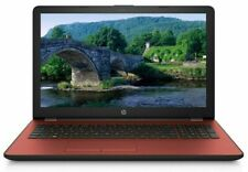 NEW HP 15.6 Intel Quad Core 2.7GHz 500GB HDD 4GB RAM DVD+RW Webcam+Mic WIN10 Red