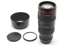 【AS-IS】Canon EF 80-200mm f2.8L AF Lens From Japan #711