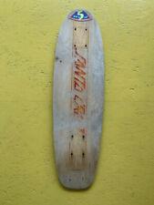 1983 Santa Cruz 5 Ply Skateboard Deck - Vintage Original - skate retro