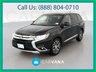 2017 Mitsubishi Outlander SE Sport Utility 4D Leather Power Windows CD/MP3 (Single Disc) Power Seat Side Air Bags Air