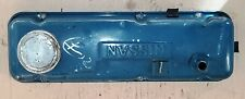 Datsun A15 blue top valve cover
