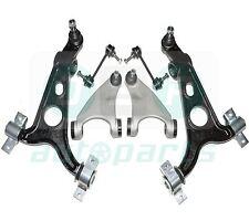 6-PART SUSPENSION TRACK CONTROL ARM SET WISHBONE KIT FRONT ALFA ROMEO 147 156 GT
