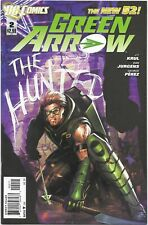 Green Arrow (New 52) #2 - VF/NM - The Hunted