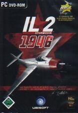 Il2 STURMOVIK 1946 + Pacific FIGHTERS + ACE Addon + Forgotten ottime condizioni