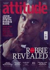ATTITUDE MAGAZINE NOVEMBER 2016 ROBBIE WILLIAMS PHOTO INTERVIEW COVER 2