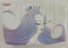 NEW Ipsy August 2016 Sugar Highness Glam Bag Makeup Bag Purple Mermaid Princess