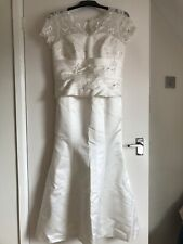 wedding dress Size12/14 Never Worn