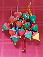 Vintage Large Lot of Christmas Tree Bubble Lights Some Marked Noma