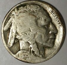 """1935-P 5C Buffalo Nickel 18cl0501-3a  """"Only 50 Cents for Shipping"""""""