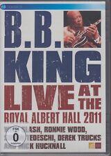 B.B. King / Live at the Royal Albert Hall 2011 w. Derek Trucks (DVD, NEU!OVP)