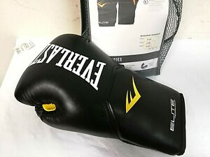**RIGHT HAND ONLY** Everlast Elite Pro Style Training Boxing Gloves 16oz - 0Q_21