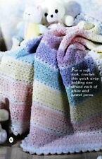 Baby Afgan/Blanket Crochet PATTERN (NOT FINISHED ITEM)