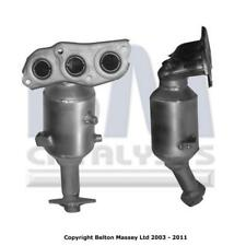 4609 CATAYLYTIC CONVERTER / CAT (TYPE APPROVED) FOR TOYOTA YARIS 1.0 2006-