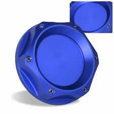 Anodized Blue Cap For Mazda 3 4 5 Thread Oil Fuel Engine Valve Cover Billet Lid