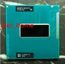 Intel Core I7 3940XM QCH8 QS Mobile CPU Processor 3.0-3.9/8M