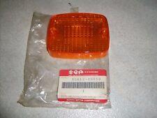 NOS Suzuki GS Turnsignal lens 35612-49010