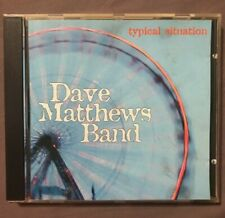 RARE Dave Matthews Band TYPICAL SITUATION CD Single Promo Hard to Find!