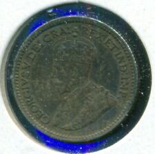 1912 CANADA FIVE CENTS, EXTRA FINE, GREAT PRICE