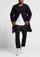 Nike Air Varsity Jacket Lifestyle Parka Black Medium