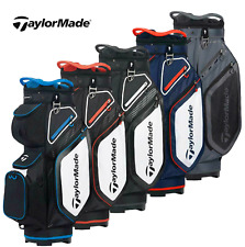 2020 TaylorMade Pro Series 8.0 Cart/ Trolley Bag 14 way organiser (in 5 colours)