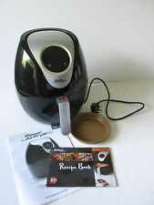 Power Air Fryer XL 3.2L Chip Fryer Portable With Baking Tray 1500W - Black