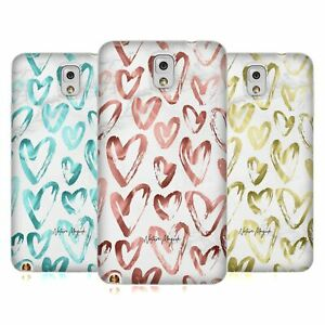 NATURE MAGICK MARBLE LOVE HEARTS SOFT GEL CASE FOR SAMSUNG PHONES 2