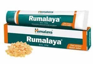 PACK OF 2 X Himalaya Herbals Rumalaya Gel For Pains In Joint Bones Muscles 30g